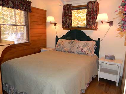 Cedar Cottage Bedroom